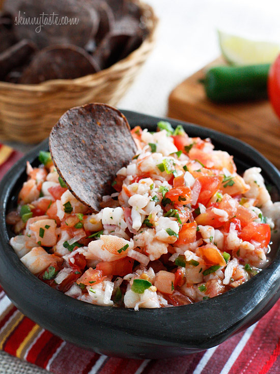 Paleo/Primal Shellfish Recipes